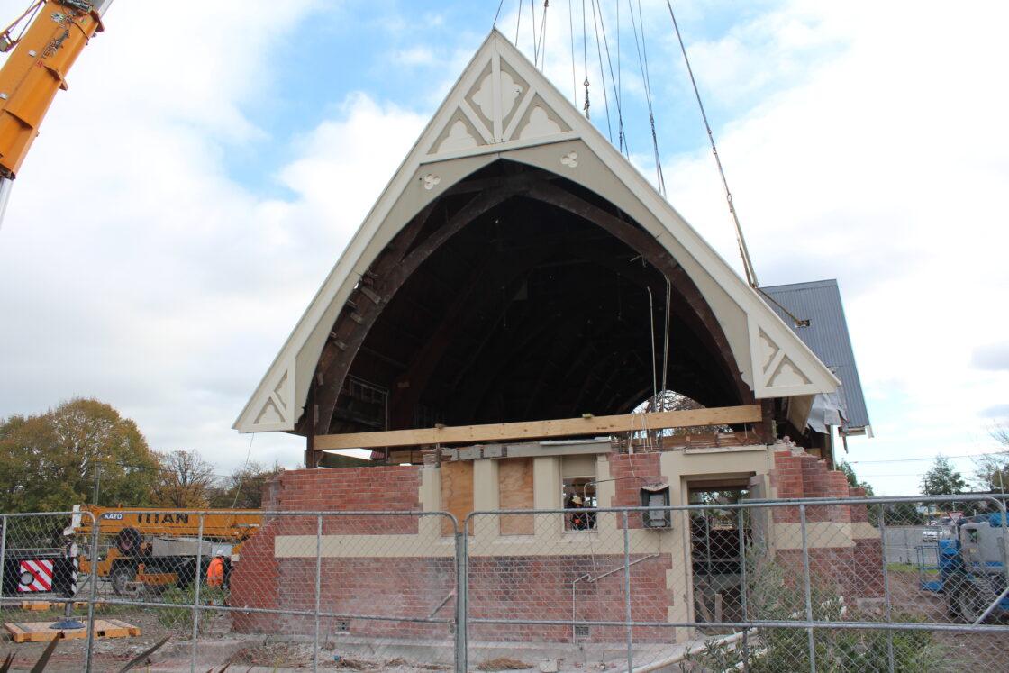 Opawa Methodist Church 0