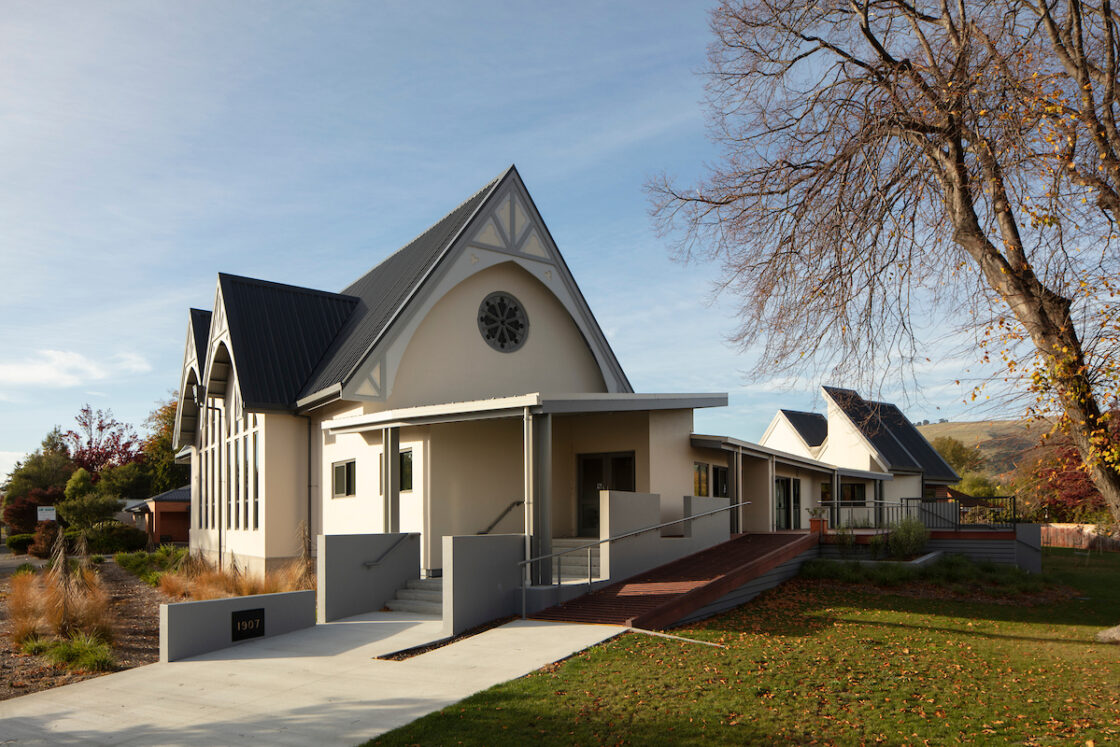 Opawa Methodist Church 3
