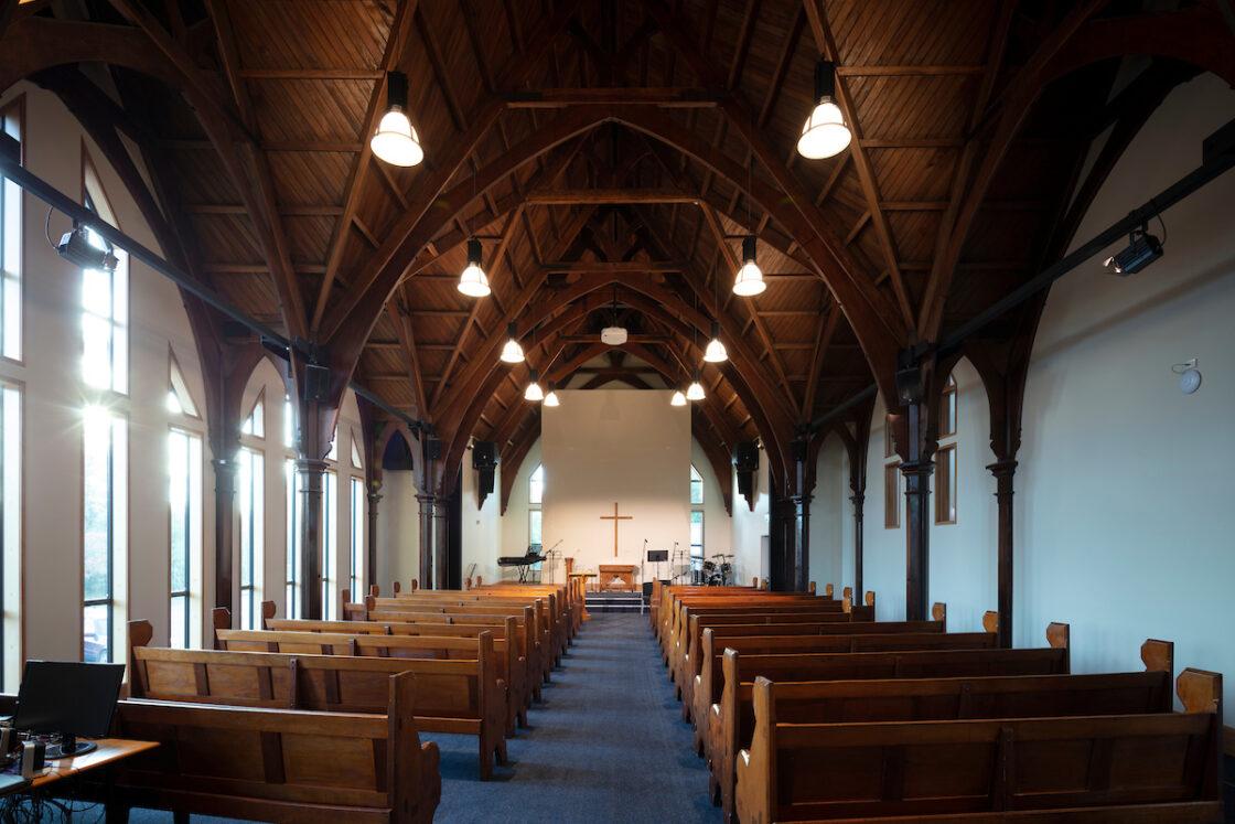 Opawa Methodist Church 7